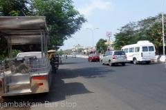 ECR Injambakkam 5 Gr Approved Plot-Bus Stop