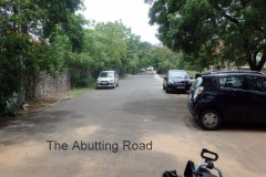 ECR Palavakkam Approved Plot Abutting Road