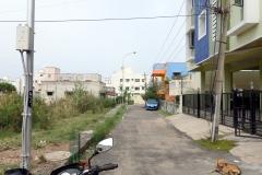 24' Road Madipakkam CMDA Approved South Facing Plot