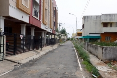 Road in CMDA Approved Plot in CHennai