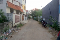 Abutting Street of the CMDA Approved Plot