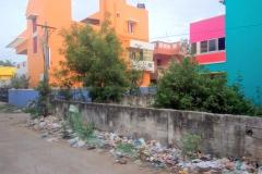 Street facing the CMDA Approved Sowmiya Nagar Plot