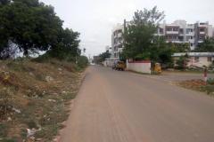 Vadakkupattu Road near the CMDA Approved Plot