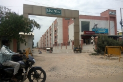 Velammal School near the CMDA Approved Plot in Medavakkam