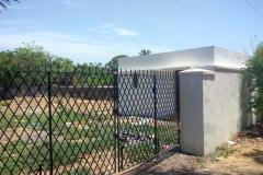 Neelankarai Residential Plot Entrance