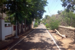 Abutting Road of Residential Plot