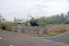 Panayur J Nagar Corner Plot