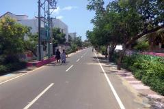Panayur Residential Plot Abutting Road 2
