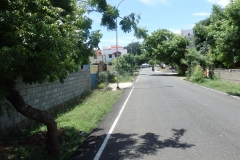 Layout Road in Uthandi VGP