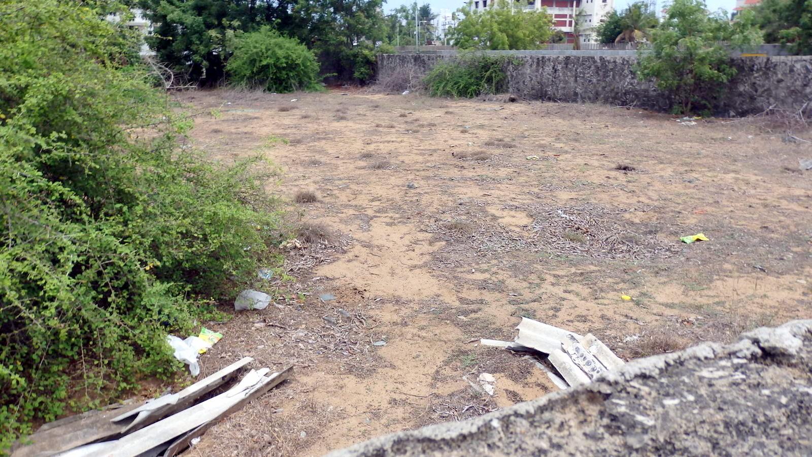 ecr residential approved plot uthandi