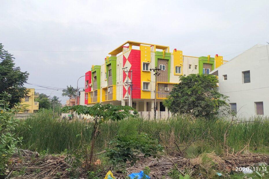 Madipakkam CMDA Approved 1280 sqft Land