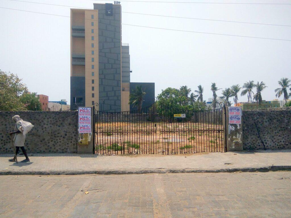 Sholinganallur 20000 sqft Commercial Land for Sale| MSB Site 2