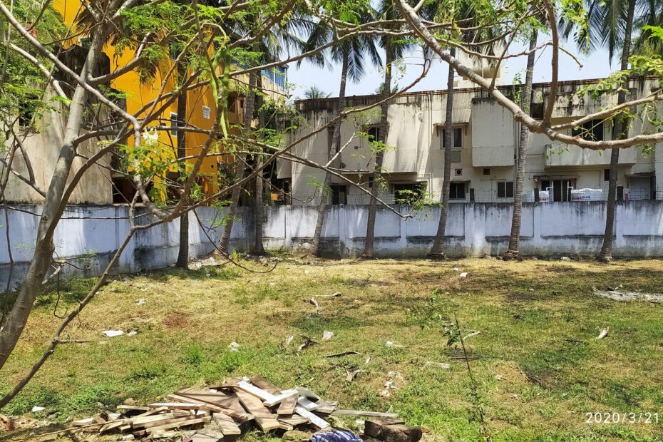 Velachery 16.2 Grounds Commercial Land for Sale