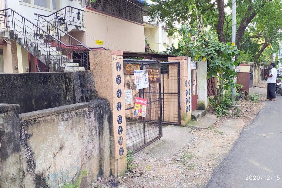 T Nagar 3200 sqft Residential Land for Sale
