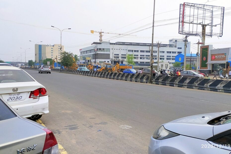 Radial Road 3 Ground Commercial Land for Salel