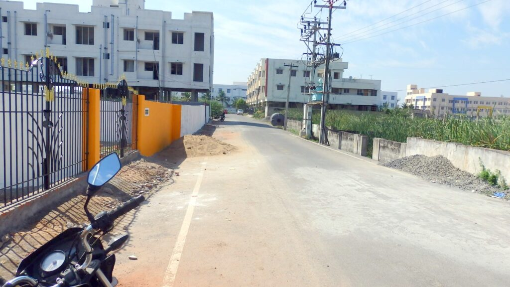 Pallikaranai CMDA Approved 2 Ground Residential Plot for Sale