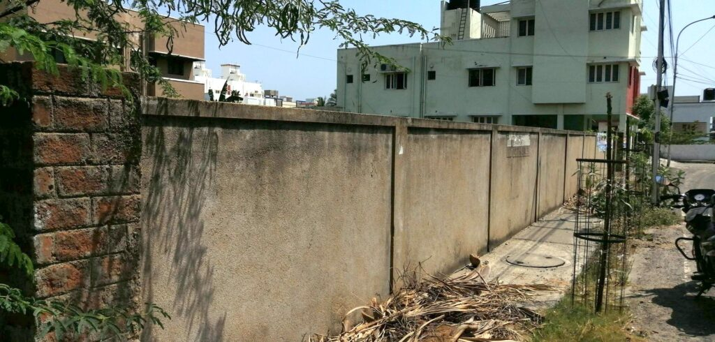 Madipakkam Kuberan Nagar Extension CMDA Approved 3 Grounds Plot for Sale